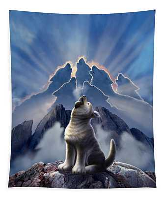 Canine Wall Tapestries