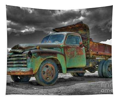 Leadville Coal Company Tapestry