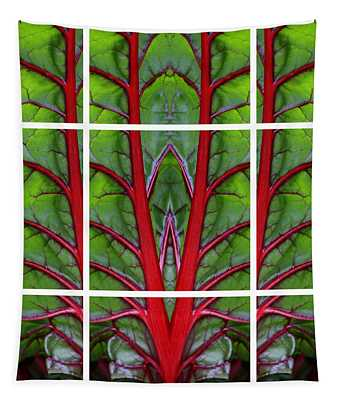 Leaf Of Life Tapestry