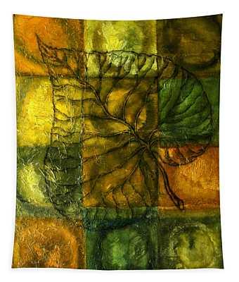 Leaf Whisper Tapestry