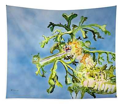 Leafy Sea Dragon Tapestry