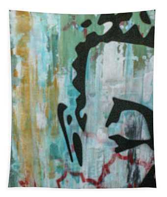 Left Heart  Tapestry