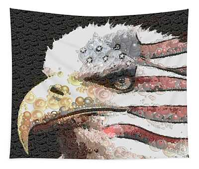 Legally Unlimited Eagle Tapestry