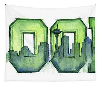 Legion Of Boom Tapestry