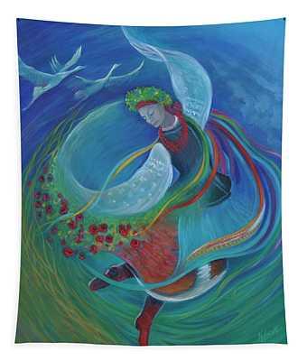 Kristine Izak Tapestries