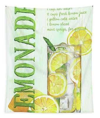 Lemonade Tapestry