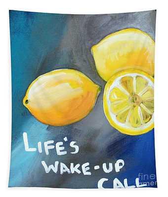 Lemons Tapestry