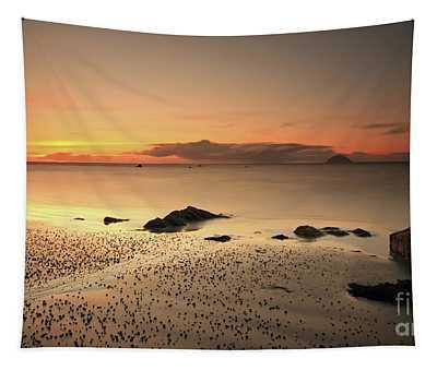 Lendalfoot Sunset Ref8962 Tapestry