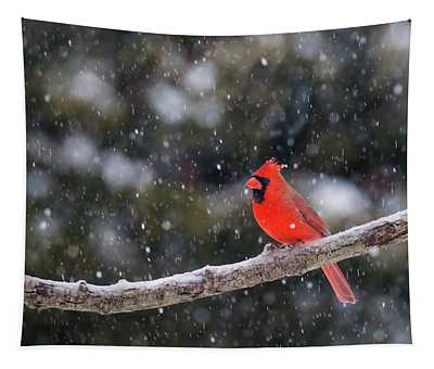 Let It Snow Tapestry