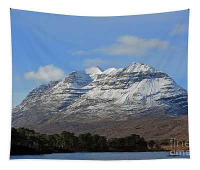Liatach And Loch Clair Tapestry