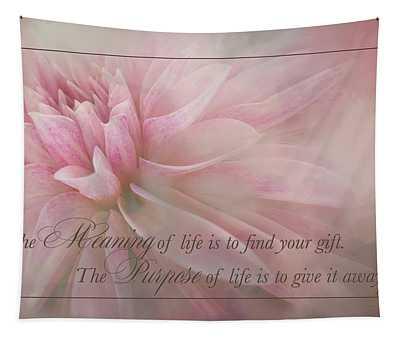 Lifes Purpose Tapestry