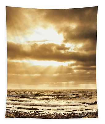 Light Of Dusk Tapestry