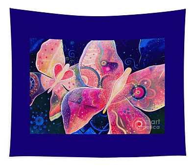 Lighthearted In Full Spectrum Tapestry