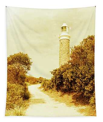 Lighthouse Lane Tapestry