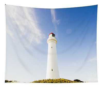 Lighthouses In Victoria Tapestry