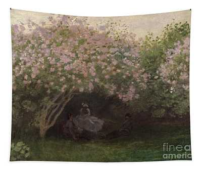 Lilacs Tapestry