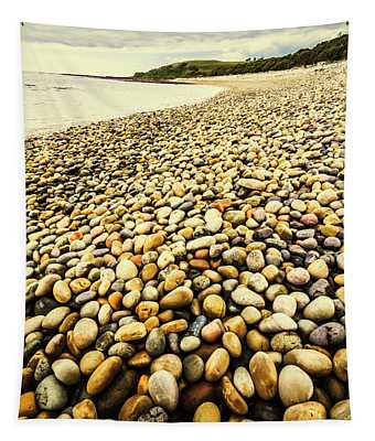 Lillico Beach Tasmania Tapestry