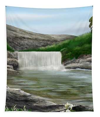 Lily Creek Tapestry