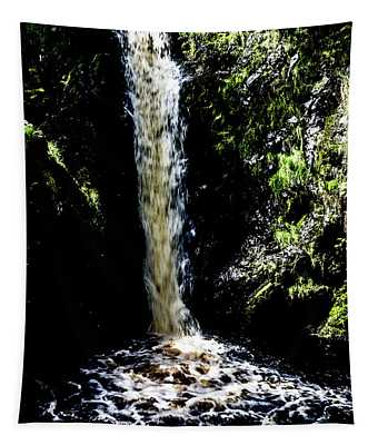 Linhope Spout Waterfall Tapestry
