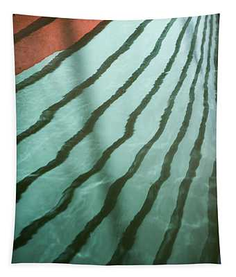 Lines On The Water Tapestry