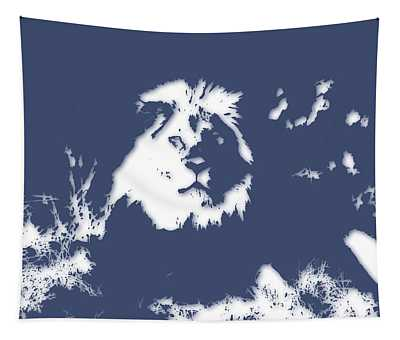 Lion 2 Tapestry