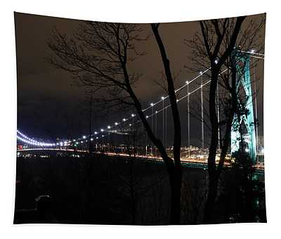 Lions Gate Bridge Tapestry