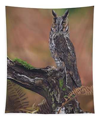 Listening In Tapestry