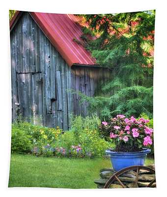 English Countryside Photographs Wall Tapestries