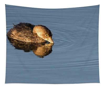 Little Brown Duck Tapestry