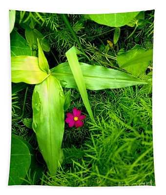 Little Flower Tapestry