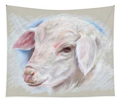 Little Lamb Tapestry