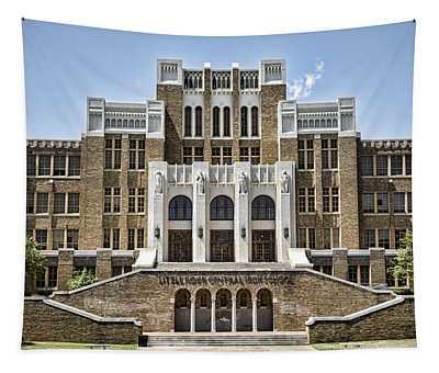 Little Rock Central High Tapestry