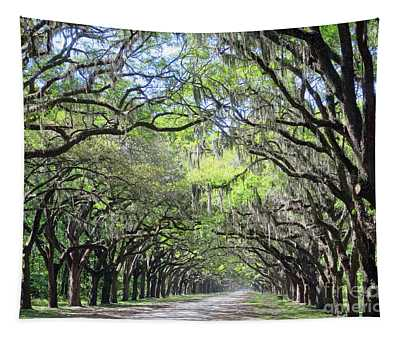 Live Oak Canopy Tapestry