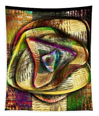 Living Nine Lives Tapestry