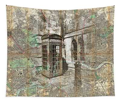 London Called Tapestry