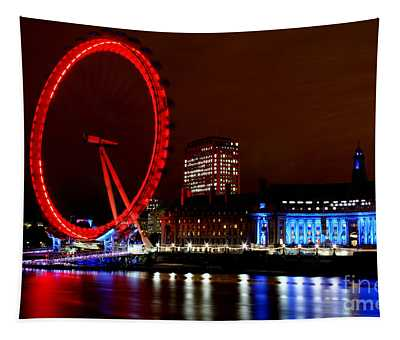 London Eye Tapestry