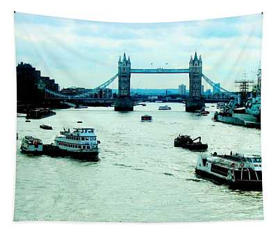 London Uk Tapestry