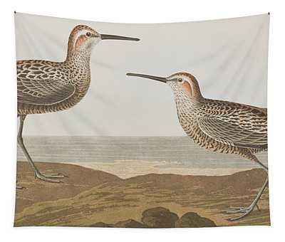 Long-legged Sandpiper Tapestry