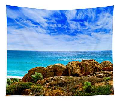 Look To The Horizon Tapestry