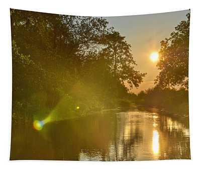 Loosdrecht Lensflare Tapestry