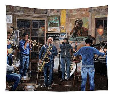 L'orchestra Tapestry