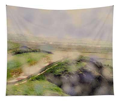 Lost In Irish Mists Tapestry