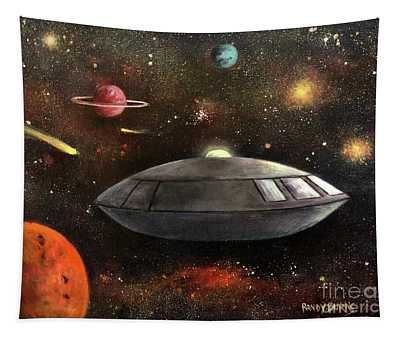 Lost In Space Tapestry