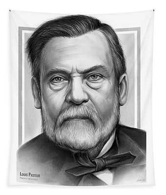 Louis Pasteur  Tapestry