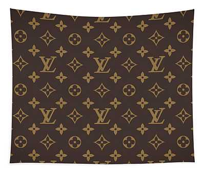 Louis Vuitton Texture Tapestry