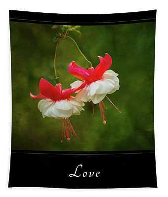 Love 1 Tapestry