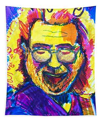 Love For Jerry Tapestry