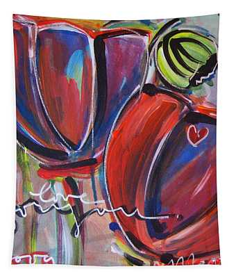 Love For You No.3 Tapestry