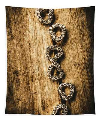 Love Of Rustic Jewellery Tapestry