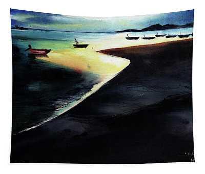 Low Tide Tapestry